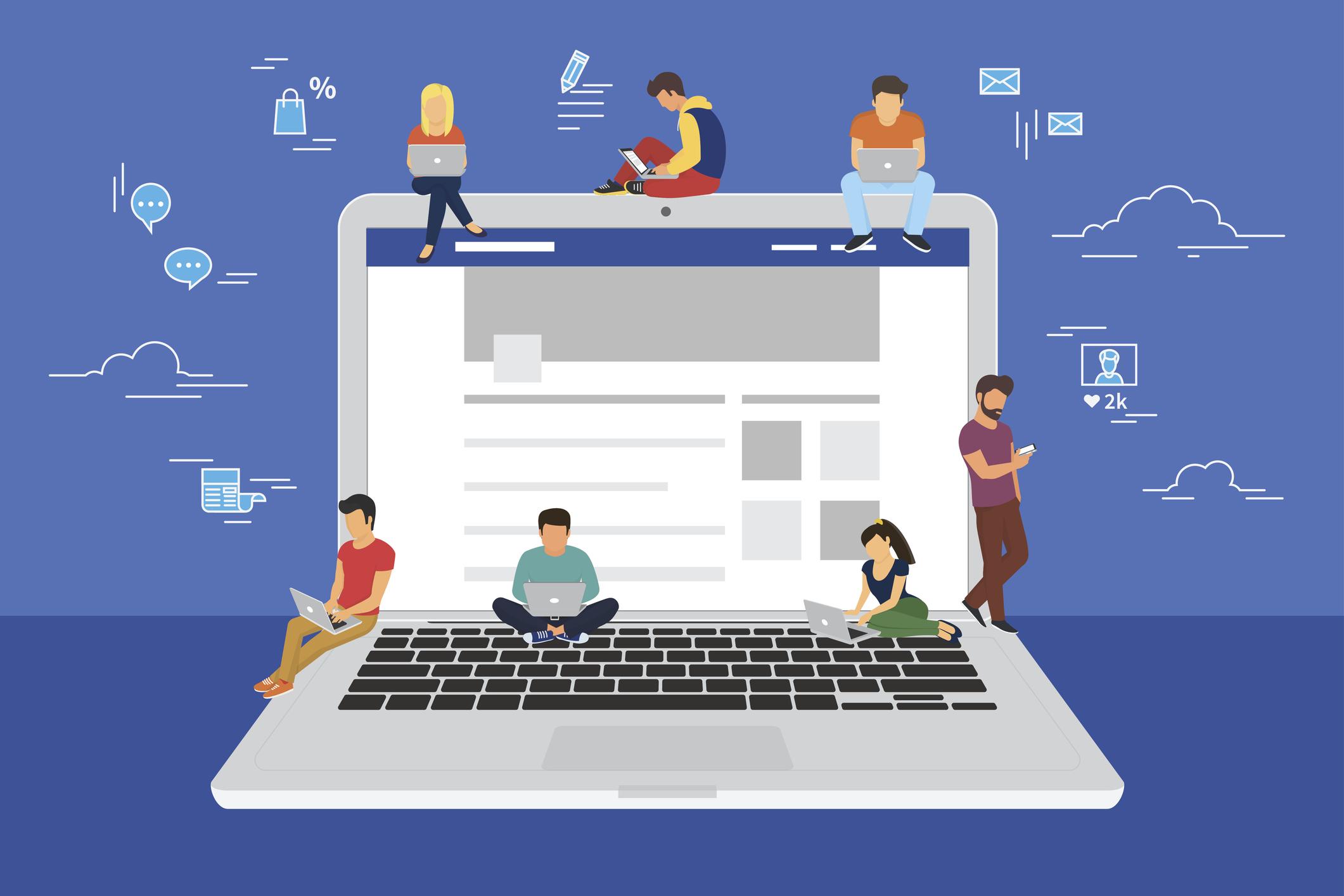 Facebook, Mitbestimmung