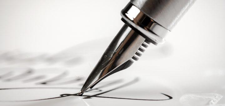 Befristung Wahrung Der Schriftform Durch Unterzeichnung Im Auftrag