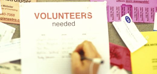 Freiwilligenprogramm