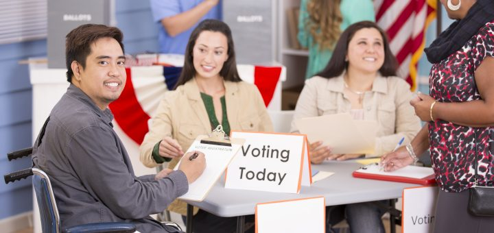 Das Wahljahr 2018 Diesmal Schwerbehindertenvertretung